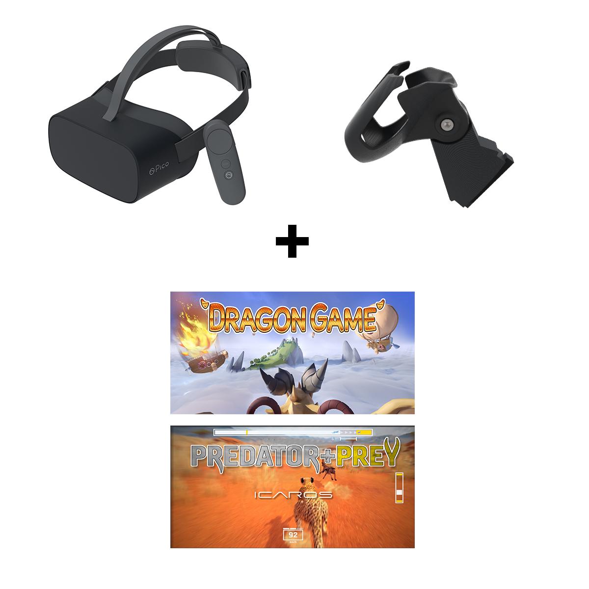 Pico VR Set Up - Cloud